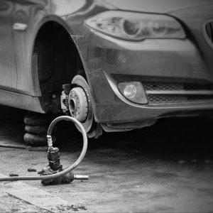 Brake & Wheel Hub